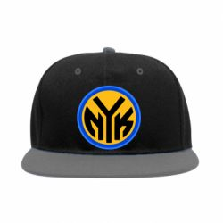 Снепбек New York Knicks logo - FatLine