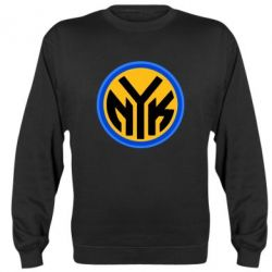 Реглан (свитшот) New York Knicks logo - FatLine