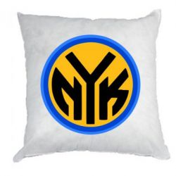 Подушка New York Knicks logo - FatLine