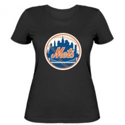 Женская футболка New York Mets