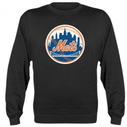Реглан (свитшот) New York Mets