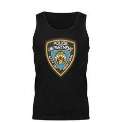 Мужская майка New York Police Department