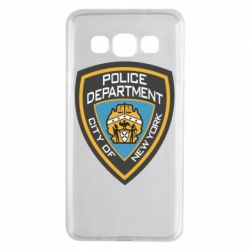Чехол для Samsung A3 2015 New York Police Department