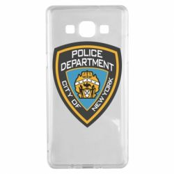 Чехол для Samsung A5 2015 New York Police Department