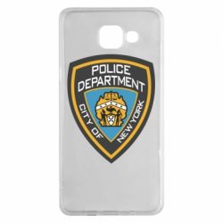 Чехол для Samsung A5 2016 New York Police Department