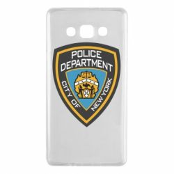 Чехол для Samsung A7 2015 New York Police Department