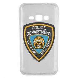 Чохол для Samsung J1 2016 New York Police Department