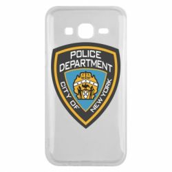 Чехол для Samsung J5 2015 New York Police Department
