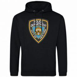 Чоловіча толстовка New York Police Department