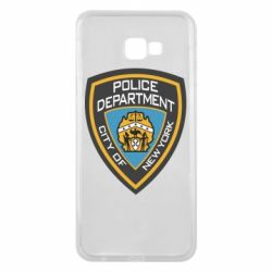 Чехол для Samsung J4 Plus 2018 New York Police Department