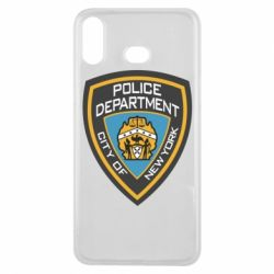 Чехол для Samsung A6s New York Police Department