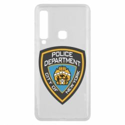 Чехол для Samsung A9 2018 New York Police Department