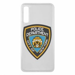 Чохол для Samsung A7 2018 New York Police Department