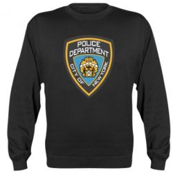 Реглан New York Police Department - FatLine