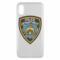 Чехол для Xiaomi Mi8 Pro New York Police Department