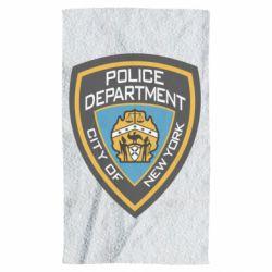 Рушник New York Police Department