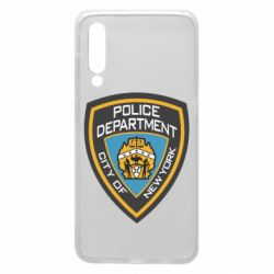 Чехол для Xiaomi Mi9 New York Police Department