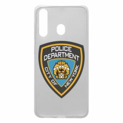 Чехол для Samsung A60 New York Police Department
