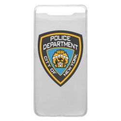 Чехол для Samsung A80 New York Police Department