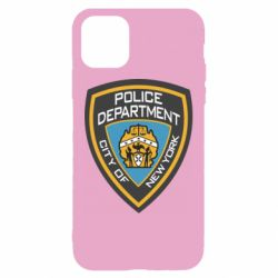 Чехол для iPhone 11 New York Police Department