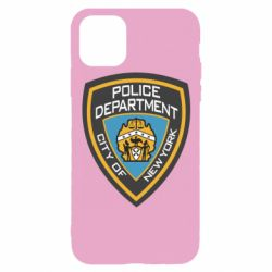Чехол для iPhone 11 Pro New York Police Department