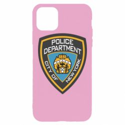 Чехол для iPhone 11 Pro Max New York Police Department