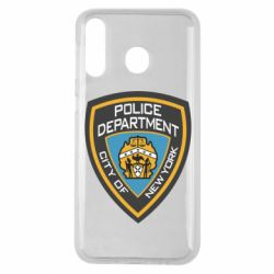 Чехол для Samsung M30 New York Police Department