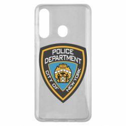 Чохол для Samsung M40 New York Police Department