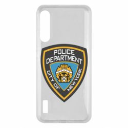 Чохол для Xiaomi Mi A3 New York Police Department