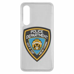 Чехол для Xiaomi Mi9 SE New York Police Department