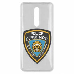 Чехол для Xiaomi Mi9T New York Police Department