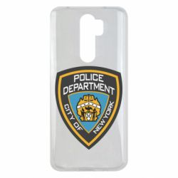 Чехол для Xiaomi Redmi Note 8 Pro New York Police Department