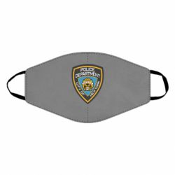 Маска для лица New York Police Department