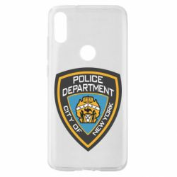 Чехол для Xiaomi Mi Play New York Police Department