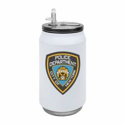 Термобанка 350ml New York Police Department