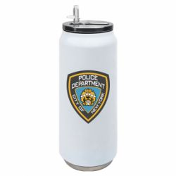 Термобанка 500ml New York Police Department