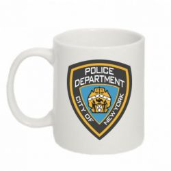 Кружка 320ml New York Police Department - FatLine