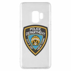 Чехол для Samsung S9 New York Police Department