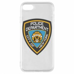 Чехол для iPhone 7 New York Police Department