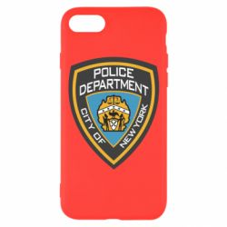 Чехол для iPhone 8 New York Police Department