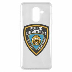 Чехол для Samsung A6+ 2018 New York Police Department