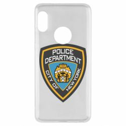 Чехол для Xiaomi Redmi Note 5 New York Police Department