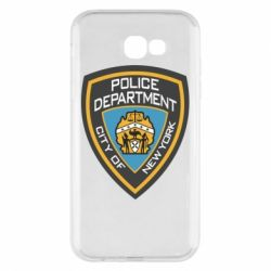 Чехол для Samsung A7 2017 New York Police Department