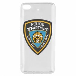 Чехол для Xiaomi Mi 5s New York Police Department
