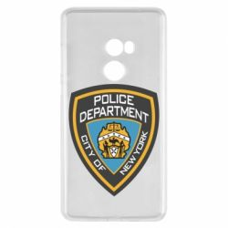 Чехол для Xiaomi Mi Mix 2 New York Police Department