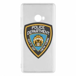 Чохол для Xiaomi Mi Note 2 New York Police Department