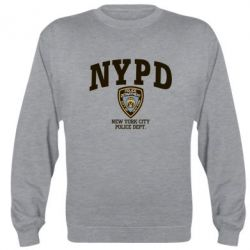Реглан New York Police - FatLine