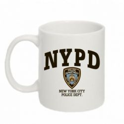 Кружка 320ml New York Police - FatLine