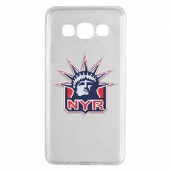 Чехол для Samsung A3 2015 New York Rangers - FatLine
