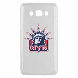 Чехол для Samsung J5 2016 New York Rangers - FatLine